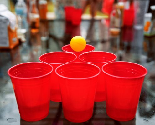 Beerpong udlejning